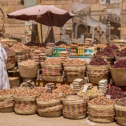 Circuit en Egypte : Le Caire & Croisière sur le Nil en Dahabeya