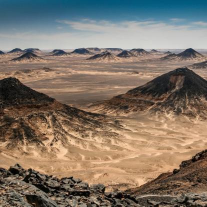 Voyage en Egypte : Majestueux Oasis du Désert Occidental