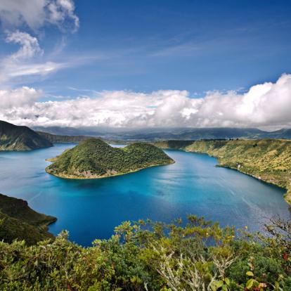 Voyage en Equateur : Andes et Amazoniie