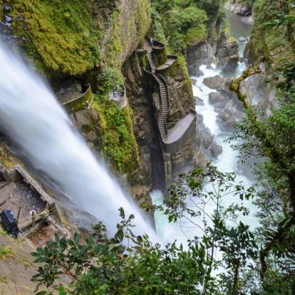 Circuit en Equateur : Andes et Amazoniie