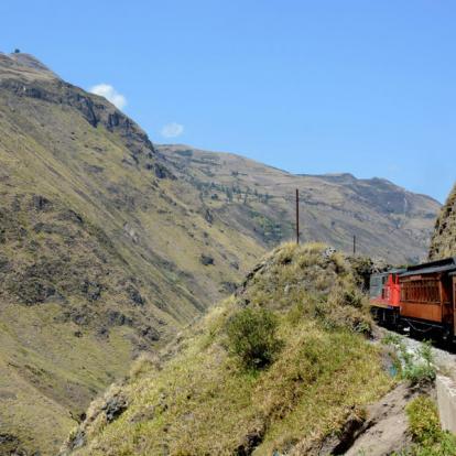 Circuit en Equateur : Andes et Littoral