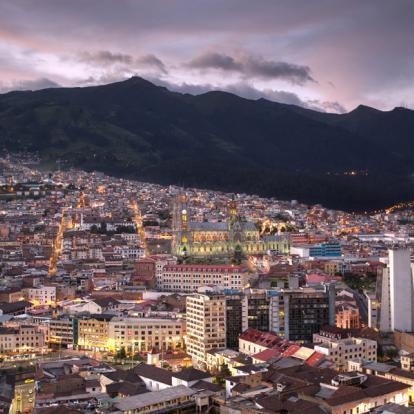 Circuit en Equateur - Cotopaxi et Chimborazo