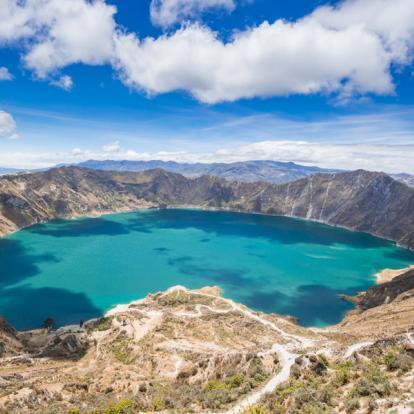 Voyage en Equateur : Cotopaxi et Chimborazo