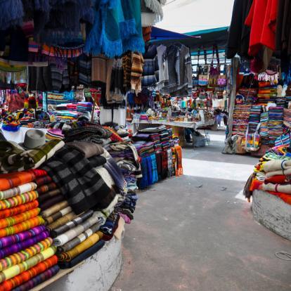 Voyage en Equateur : Haciendas et Agro