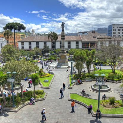 Circuit en Equateur : Haciendas et Agro
