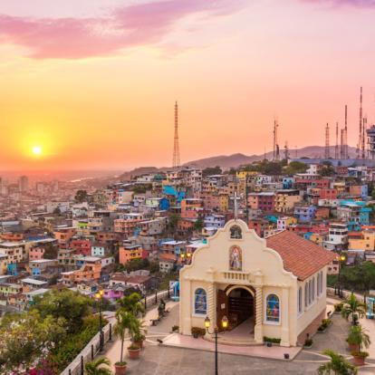Voyage en Equateur : Patchwork d'Equateur