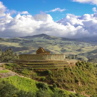 Circuit en Equateur : Patchwork d'Equateur