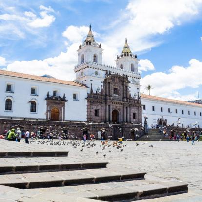 Circuit en Equateur : Sur les Chemins