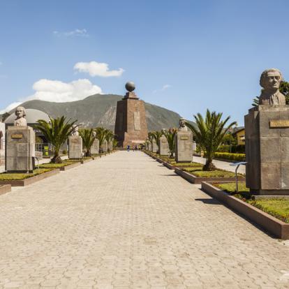 Circuit en Equateur : Toutes les Régions d'Equateur