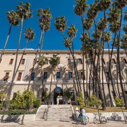 Voyage en Espagne - Monuments d'Andalousie