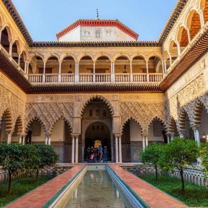Circuit en Espagne : Monuments d'Andalousie