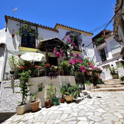 Circuit en Espagne - Vacances en Andalousie