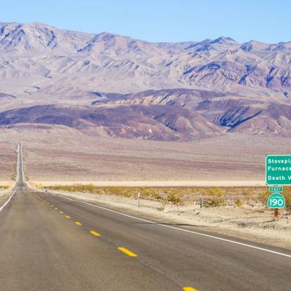 Circuit aux Etats-Unis : Great West et Californie