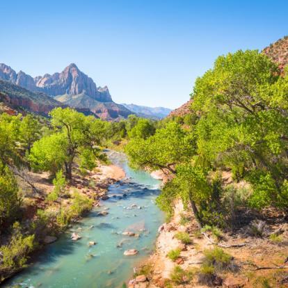 Voyage aux USA : L'Ouest en Camping