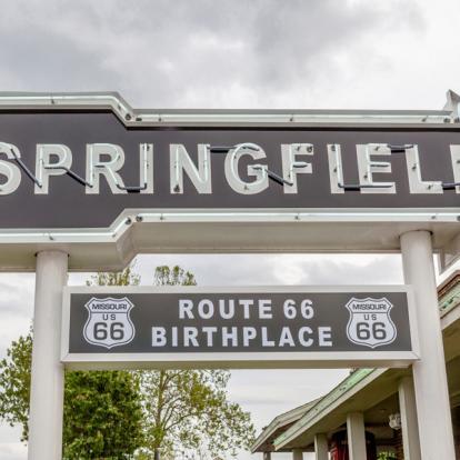 Circuit aux Etats-Unis : La Route 66