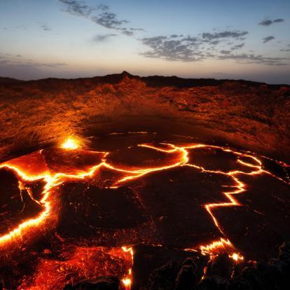 Circuit en Ethiopie : Découverte des Déserts et Volcans D'Ethiopie