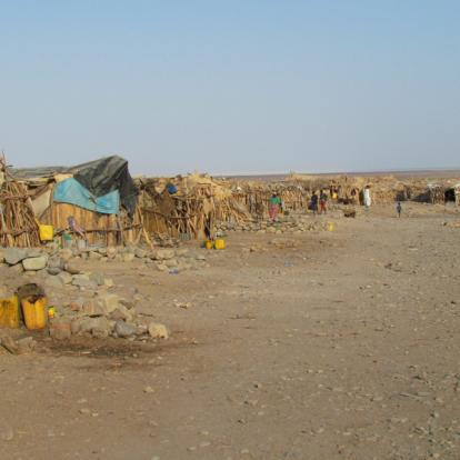 Voyage en Ethiopie : Les Volcans du Erta Ale et le Dallol
