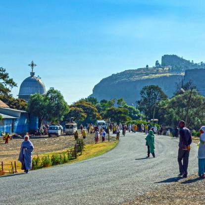 Voyage en Ethiopie : Festival De Meskel