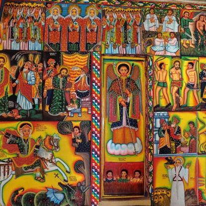 Circuit en Ethiopie : Timket Festival à Gondar et Route Historique