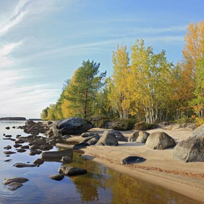 Voyage en Finlande : Aventures en Terre Lapone
