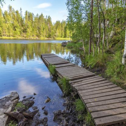 Circuit en Finlande : Aventures en Terre Lapone