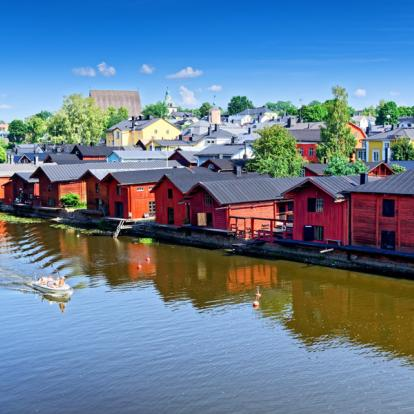 Circuit en Finlande : Le Pays des Mille Lacs