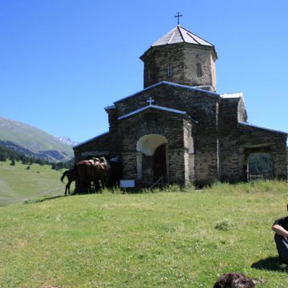 Circuit en Géorgie : Combiné Caucasien