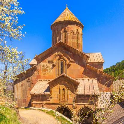 Circuit en Géorgie : Géorgie, la Perle du Caucase