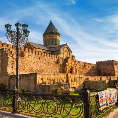 Voyage en Géorgie : Géorgie, la Perle du Caucase