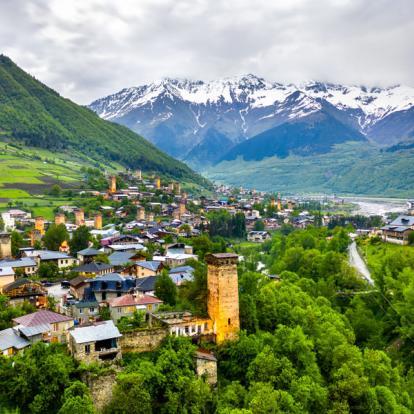 Voyage en Géorgie : Le Caucase et La Mer Noire
