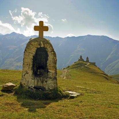 Circuit en Géorgie : Le Caucase et La Mer Noire