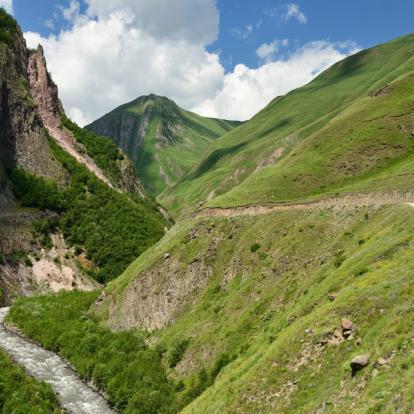 Circuit en Géorgie : Les Randonnées Caucasiennes