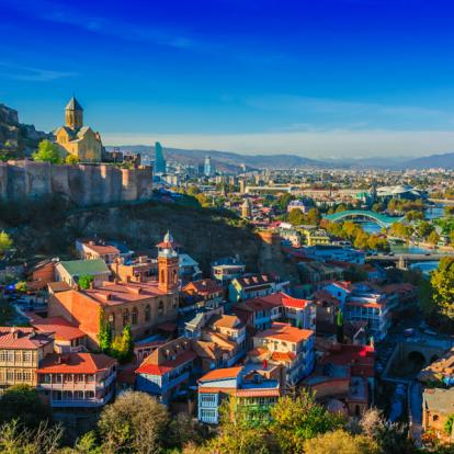 Voyage en Géorgie : Merveilles de Géorgie