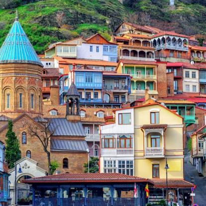 Voyage en Géorgie : Tusheti Ride