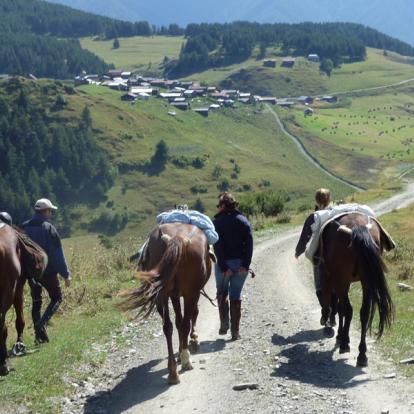 Circuit en Géorgie : Tusheti Ride