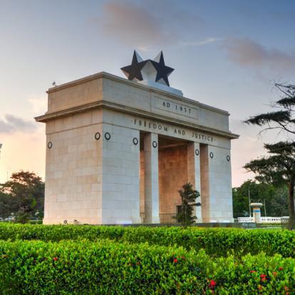 Voyage au Ghana: Aventures au Ghana