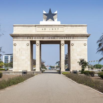Circuit au Ghana: Randonnées Pédestres et Culturelles