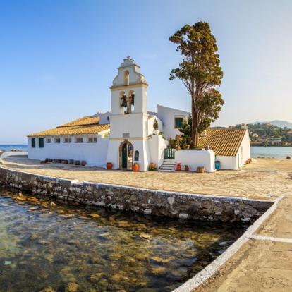 Séjour en Grèce : Autotour à Corfou
