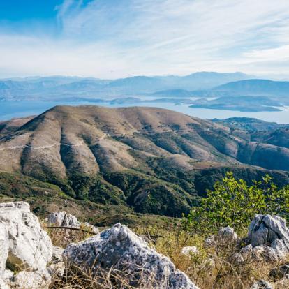 Voyage en Grèce : Autotour à Corfou