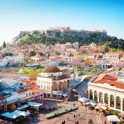 Circuit en Grèce : Circuit Grèce Classique