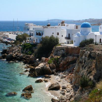 Croisière en Grèce : Plongée et Voile Active dans les Cyclades