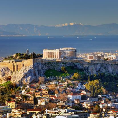 Circuit en Grèce : Entre mer et Soleil