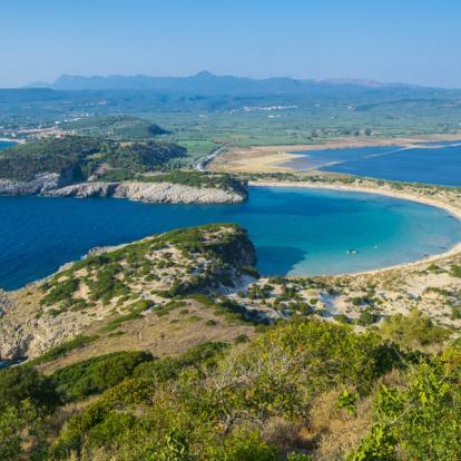 Voyage en Grèce : Escapade en Vélo sur la Côte de Messénie