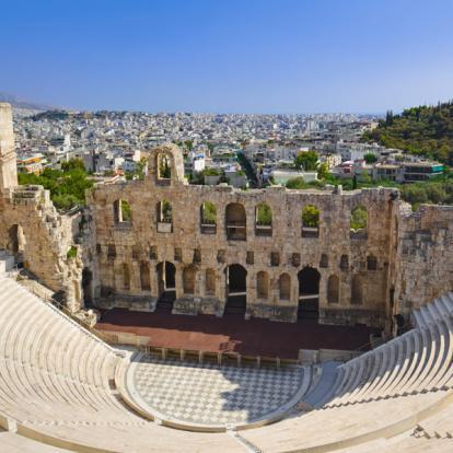 Circuit en Grèce : Autotour Grèce Classique et Météores