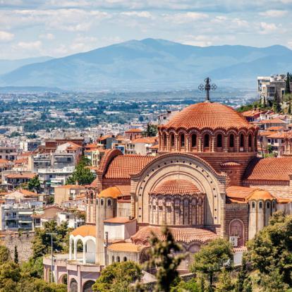 Autotour en Grèce : La Grèce du Nord et la Grèce Centrale