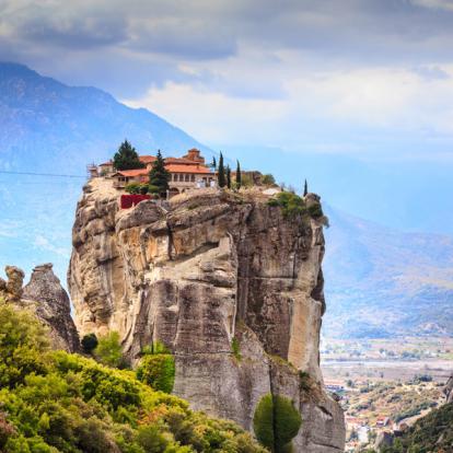 Voyage en Grèce : La Grèce du Nord et la Grèce Centrale