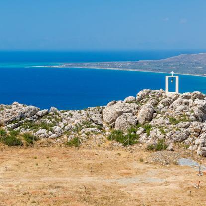Voyage en Grèce : La Côte de Laconie... en Vélo