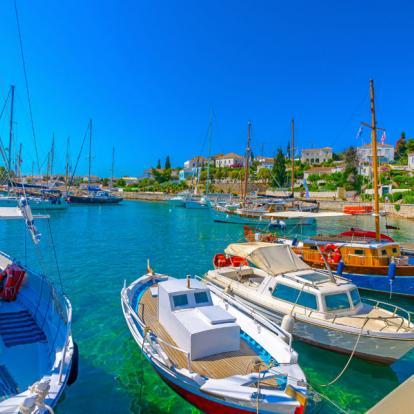 Circuit en Grèce : Séjour Voile dans le Péloponnèse