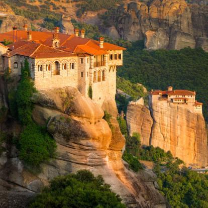 Circuit en Grèce : Tour de la Grèce