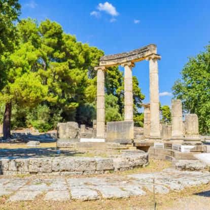 Voyage en Grèce : Tour de la Grèce